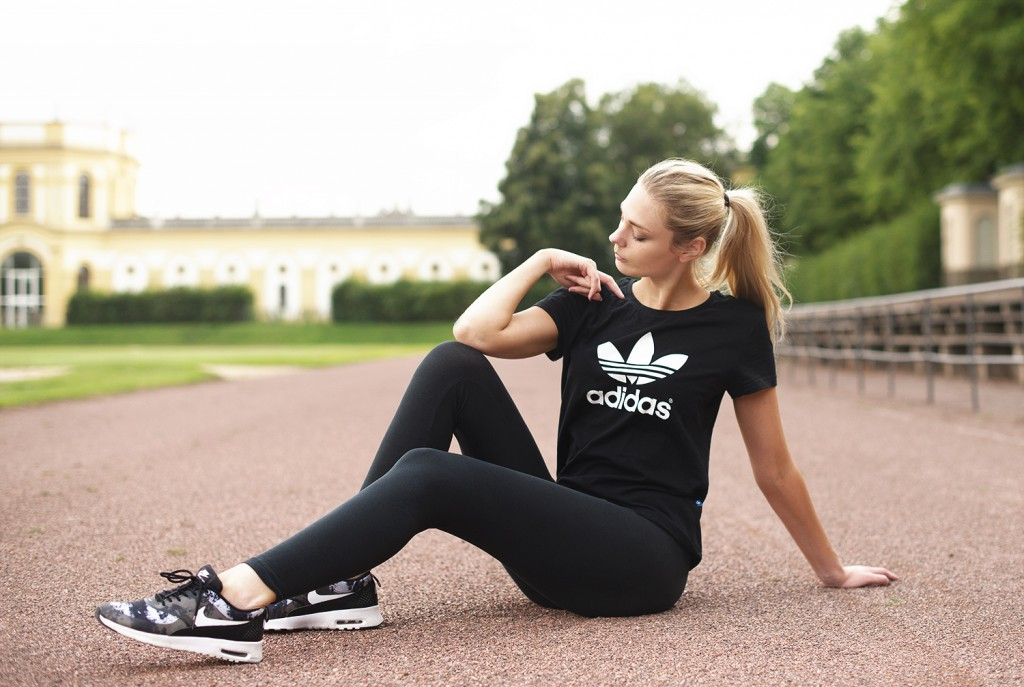 Sonderangebot Sonderrabatt von zu verkaufen Sportfashion by Adidas - Geshoppt via Aboutyou.de