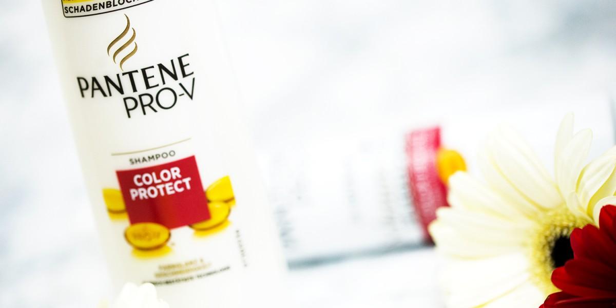 In-Dusch_Schaum-Pflegespülung_und_Shampoo_Color_Protect_von_Pantene_Pro_V_erfahrungsbericht