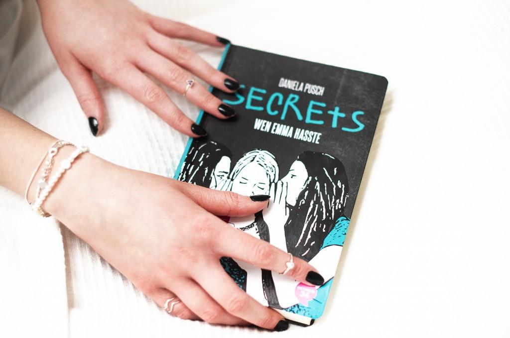 secrets_wen emma haste_buchreview_review_ich bin ein teenie_kim ahrens_modeblog kassel__