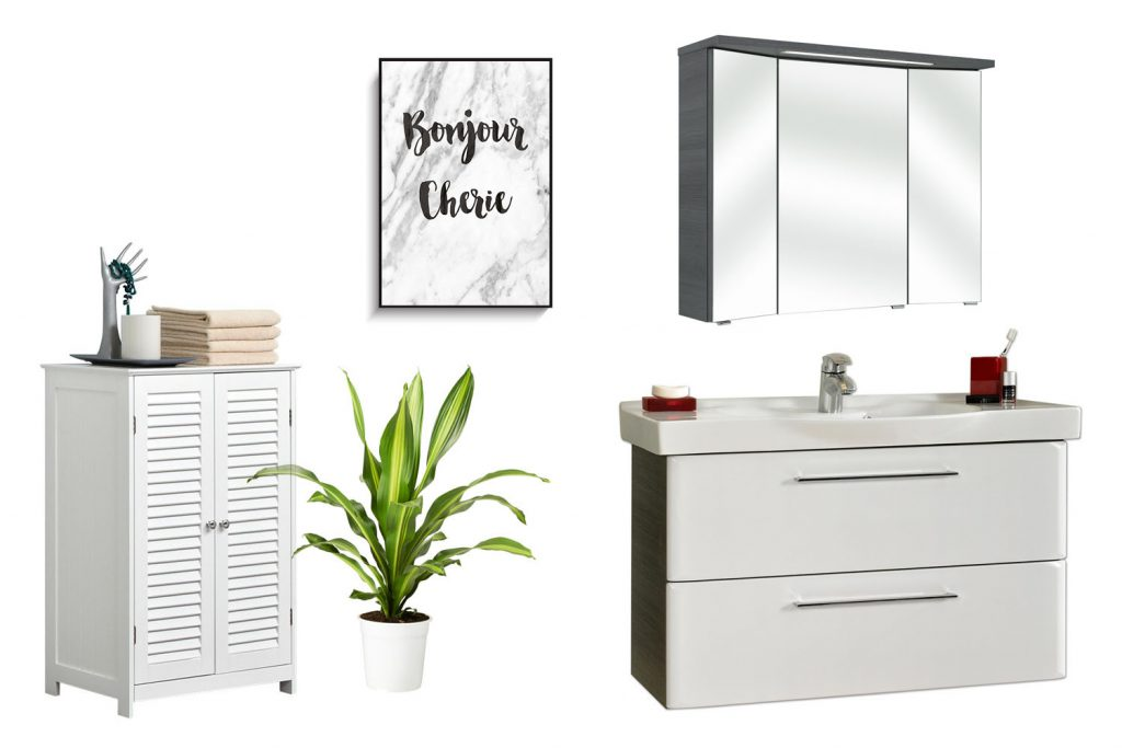 Genial dekorationsideen f r kleine b der zat3 esszimmer for Badezimmer ideen pdf