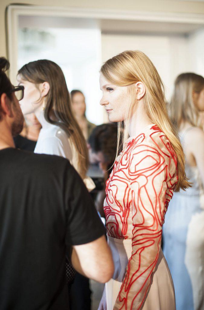 Backstage_Malaika Raiss_Berliner Mode Salon_Kiamisu