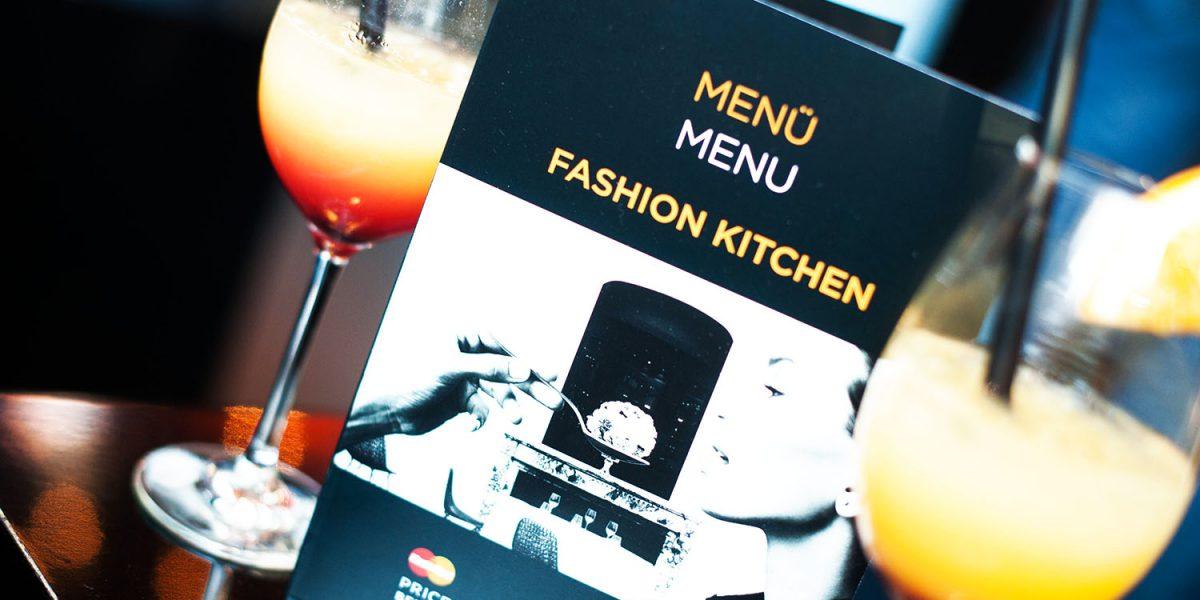 Das Mastercard Fashion Kitchen Event In Berlin
