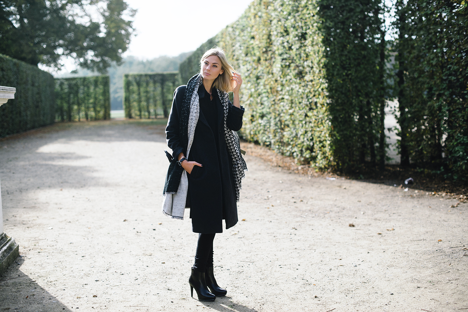 herbst outfit inspiration mit alba moda ich zeige euch drei tolle outfits. Black Bedroom Furniture Sets. Home Design Ideas