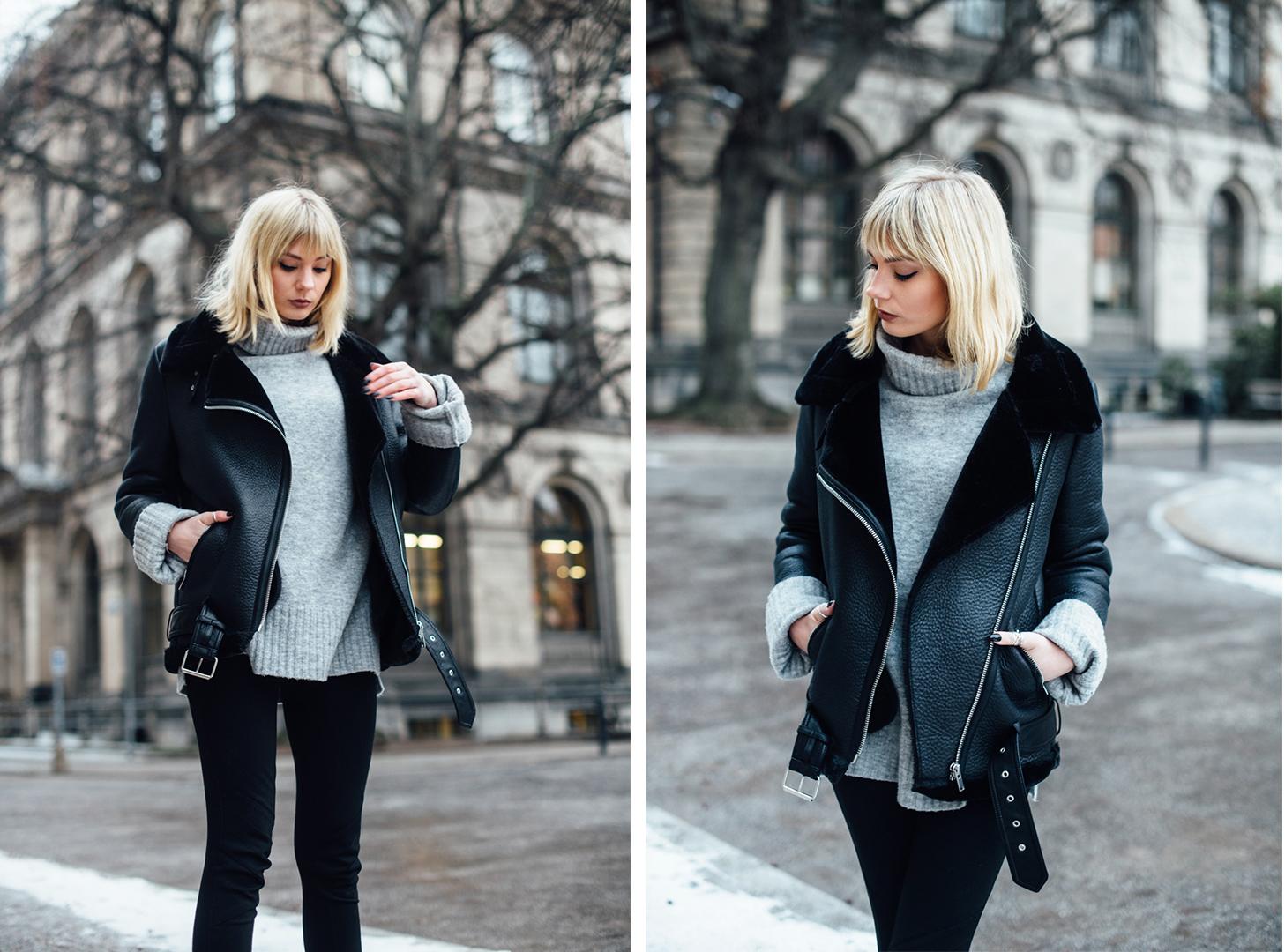 04-Kiamisu-Modeblog-Fashion Week Berlin_Shearling Jacke-collage-2