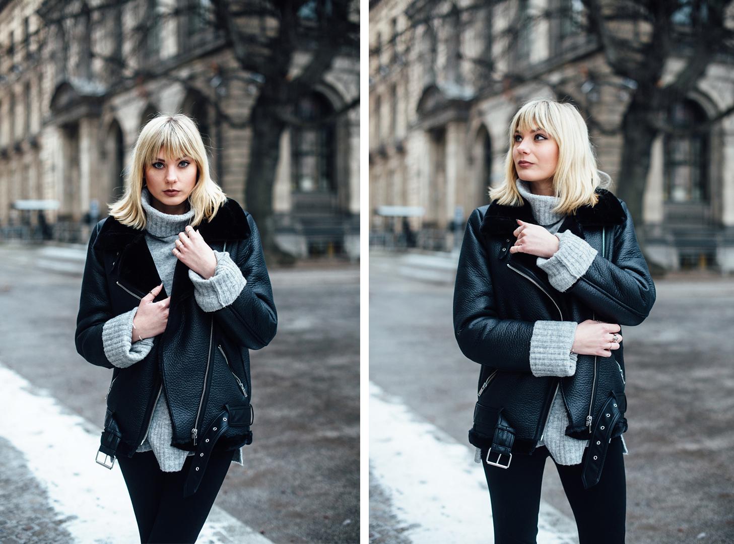 04-Kiamisu-Modeblog-Fashion Week Berlin_Shearling Jacke-collage