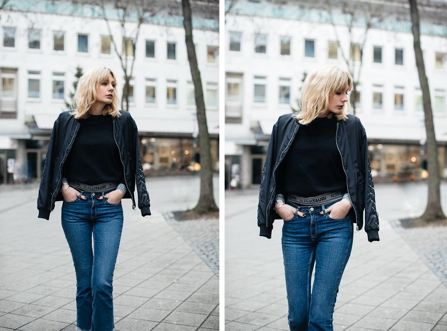 Kiamisu_Zign_Cropped Jeans ausgfranst_Mango_Schuhe_Leo Schal_Outfit_Inspiration_Fashionblog_Modeblog_Kiamisu-collage-1--