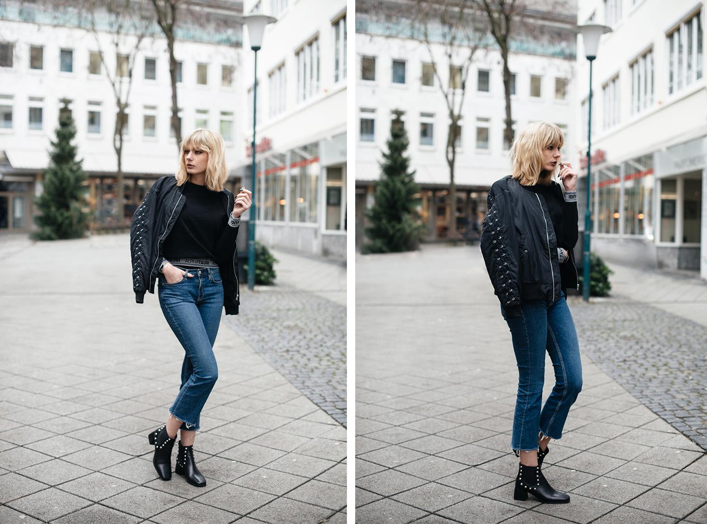 Kiamisu_Zign_Cropped Jeans ausgfranst_Mango_Schuhe_Leo Schal_Outfit_Inspiration_Fashionblog_Modeblog_Kiamisu-collage-1--2