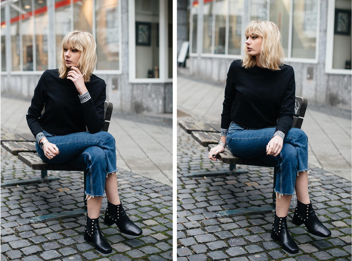 Kiamisu_Zign_Cropped Jeans ausgfranst_Mango_Schuhe_Leo Schal_Outfit_Inspiration_Fashionblog_Modeblog_Kiamisu-collage-1