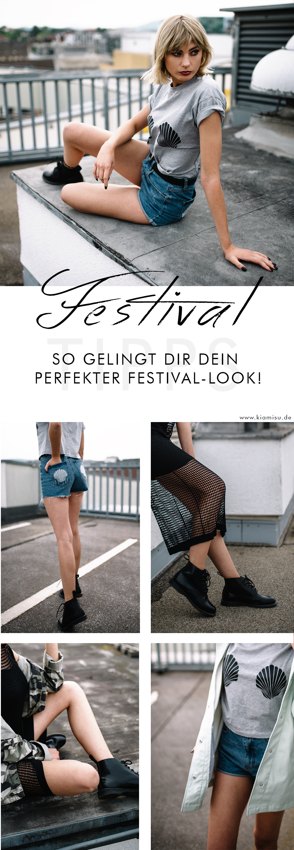 Festival-Trends kombinieren: So gelingt dir dein perfekter Festival-Look!