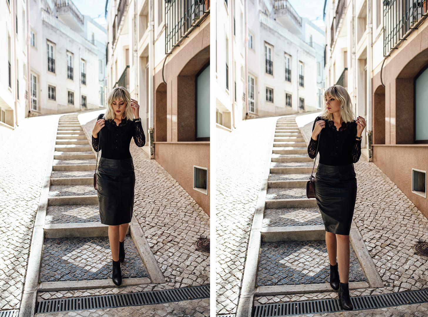 Lederrock im Herbst kombinieren_Lederrock kombinieren_Styling Tipps_Modeblog_Fashionblog_Kiamisu_Final1