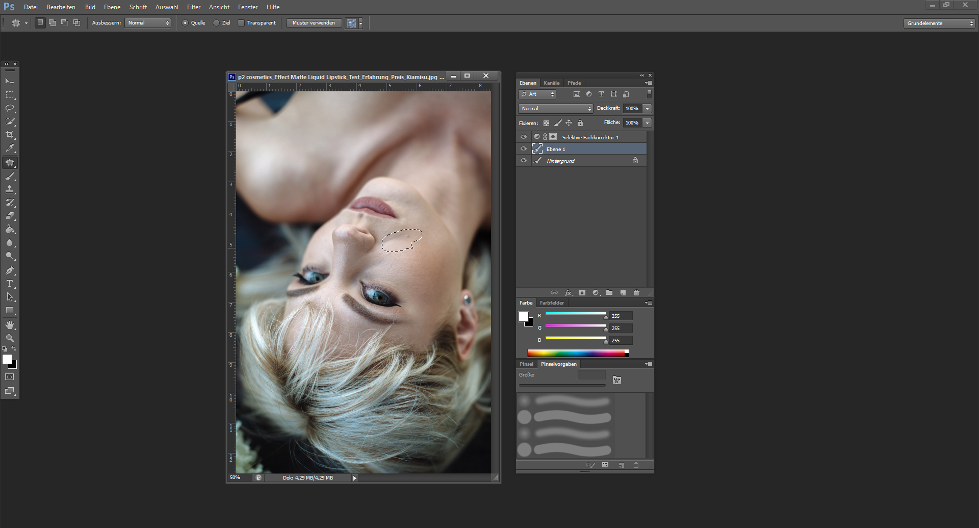Portraits bearbeiten_Vorher Nachher_Kiamisu_Bildbearbeitung_6