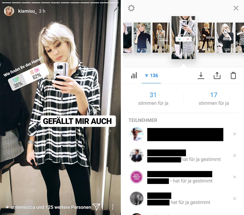Instagram Umfragen_Instastories Umfragen erstellen_Instastory Umfrage-4