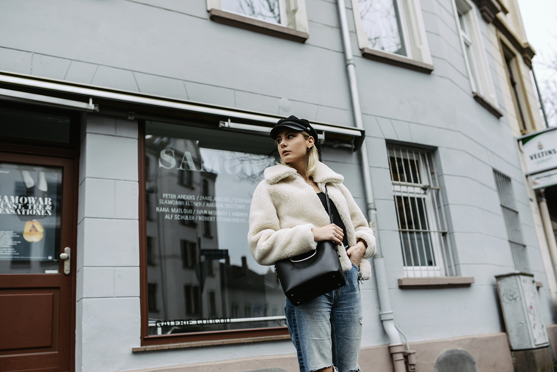 Teddyfleece Jacke kombinieren_Teddyfell_Style Inspiration_Winterjacke_Kiamisu_Fashionblog
