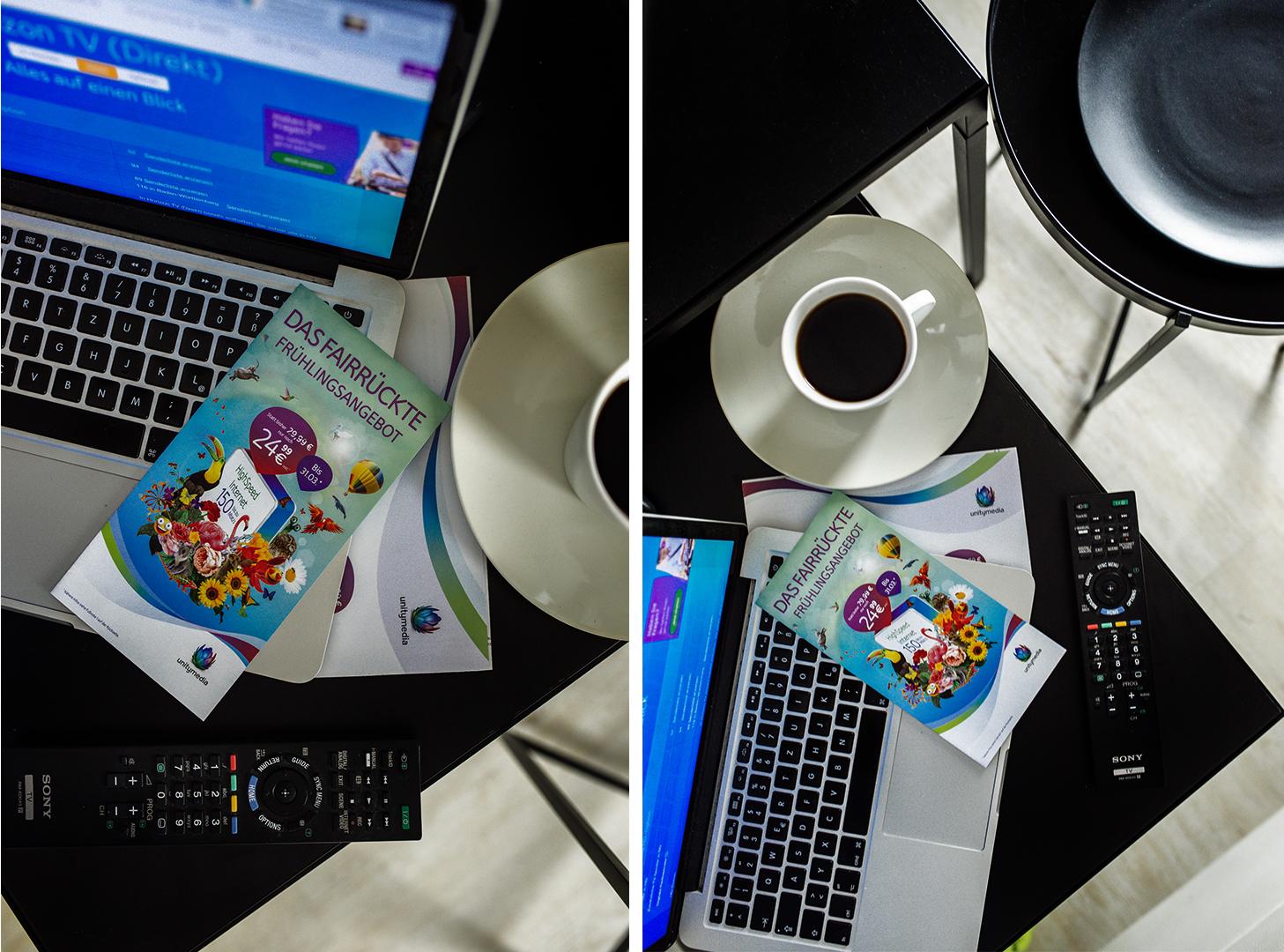 Unitymedia Gadgets: Cocooning für eine gemütliche Auszeit