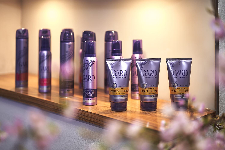 Gard Relaunch Event Shampoo Spülung Test
