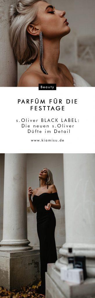 s.Oliver BLACK LABEL: Die neuen s.Oliver Düfte im Detail