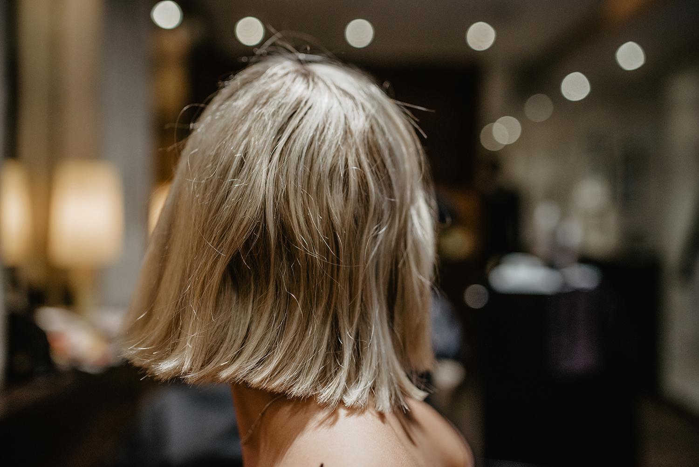 Haarfarbe test mit eigenem foto