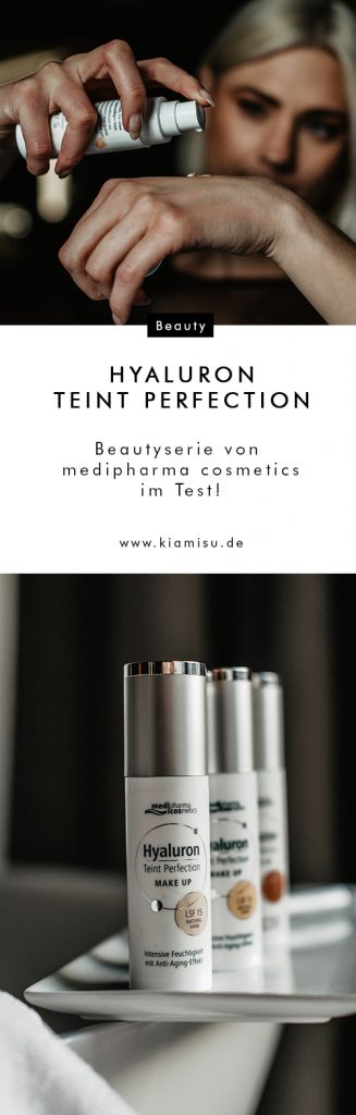 Beautyserie von medipharma cosmetics
