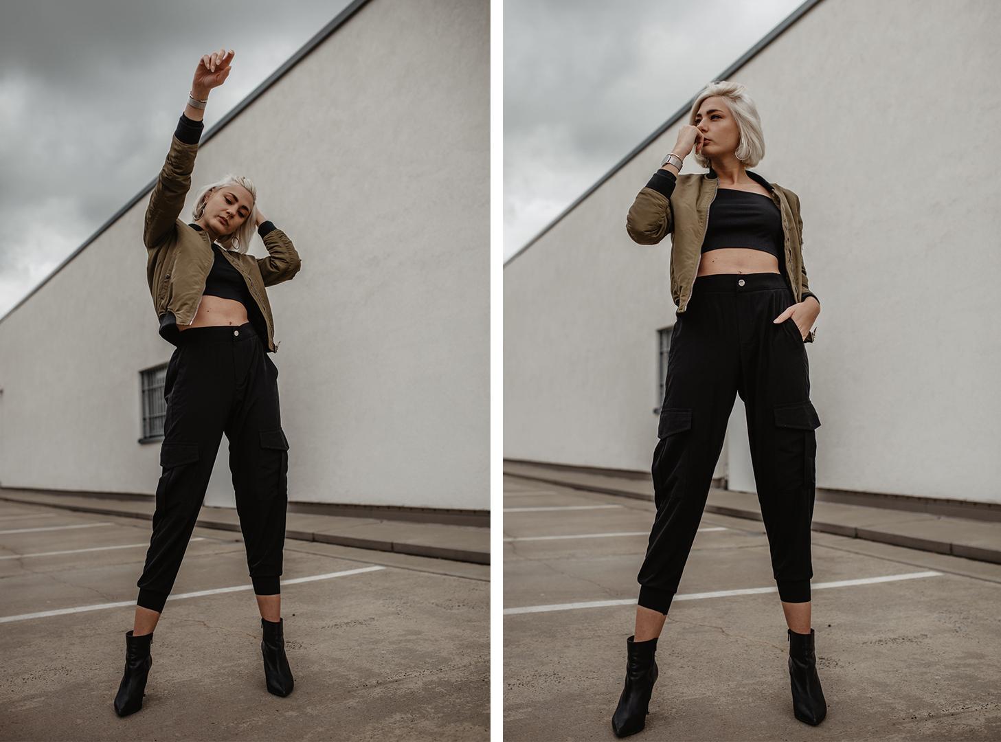 Cargo Hose kombinieren: So stylst du die lässigen Pants 2019!