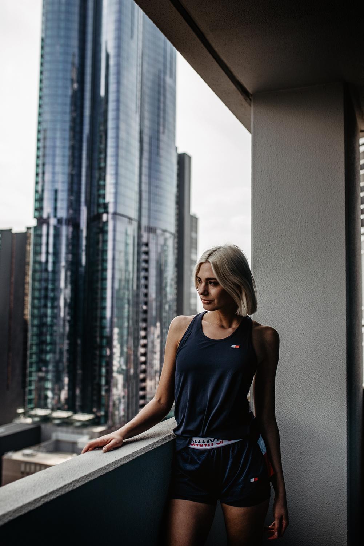 Australien Rundreise_Melbourne entdecken im Airbnb mit Skyline-Blick