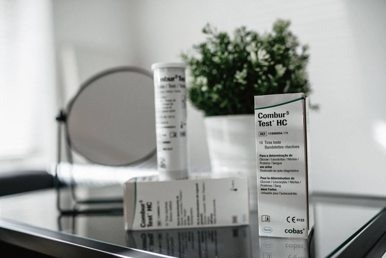 Im Urlaub und krank? Mit Früherkennungs-Urintest rechtzeitig gegen Harnwegsinfekte vorgehen